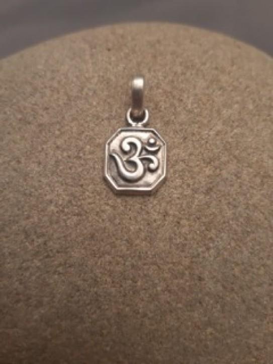 Silberanhänger 925 - OM