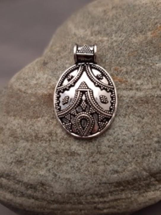 Silberanhänger - filigrane Handarbeit _ 925'er Silber