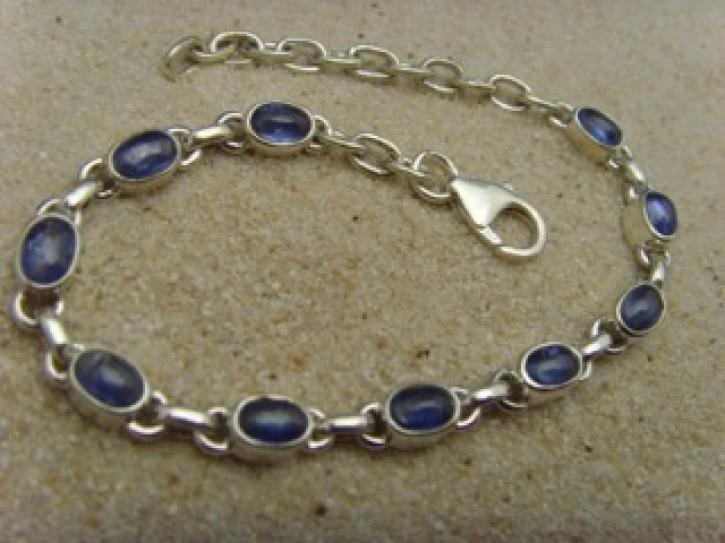 Armband - Kyanit - 925'er Silber