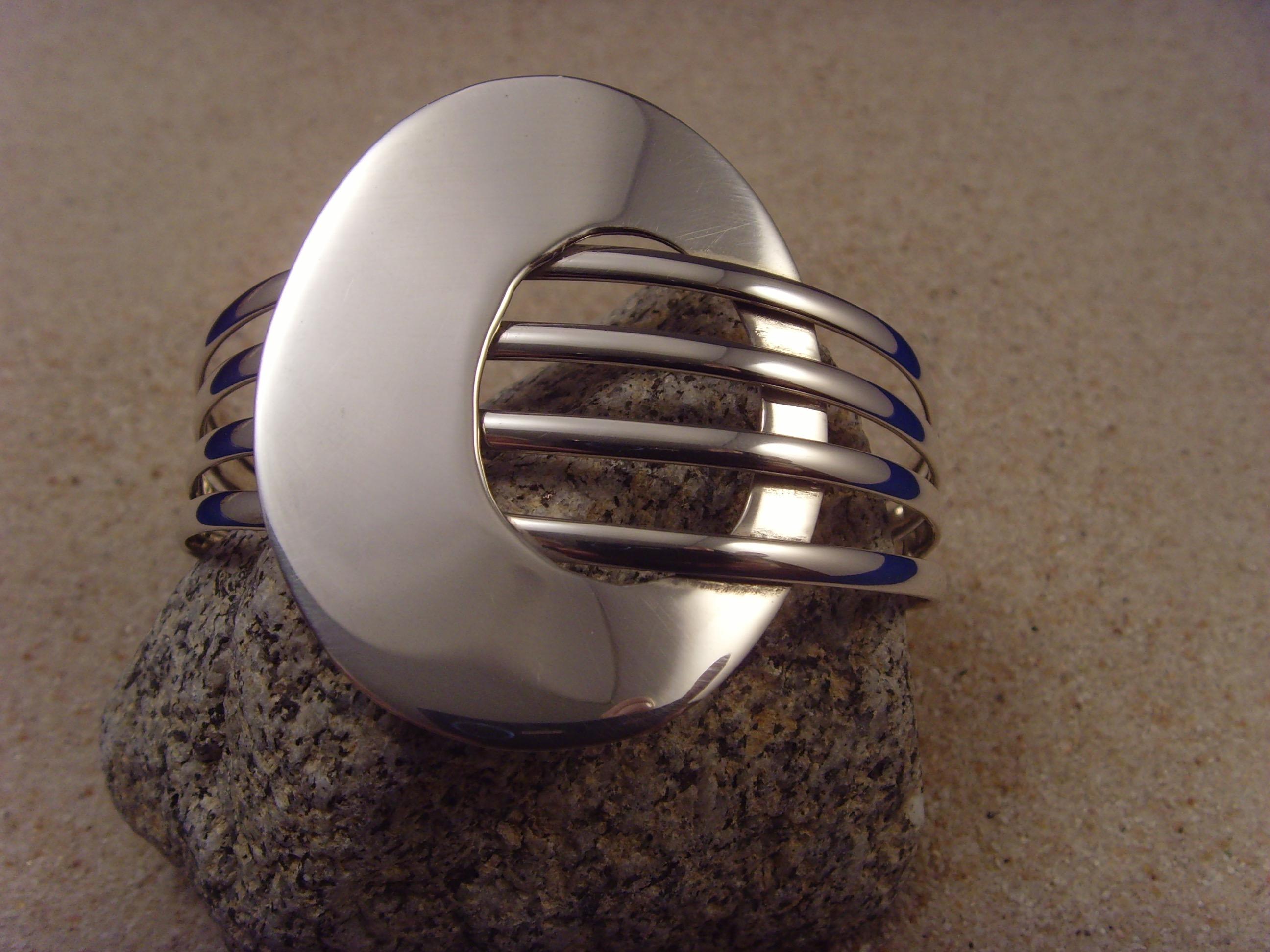 Armreif - 925'er Silber